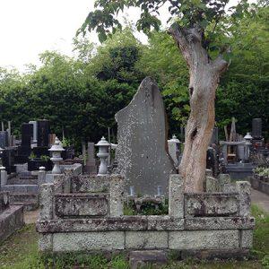 すっきり!不要なお墓を撤去しました。