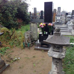 自分の代で墓じまいをしました。