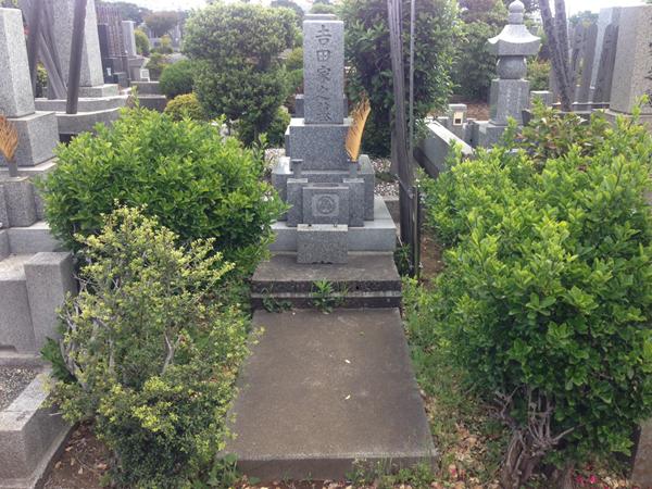 墓石リフォームのポイント