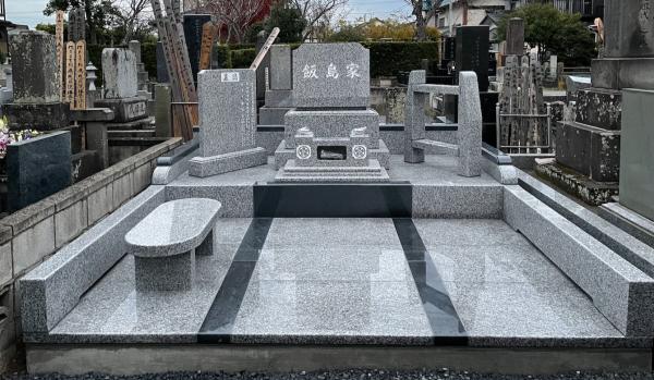 香取市の墓石