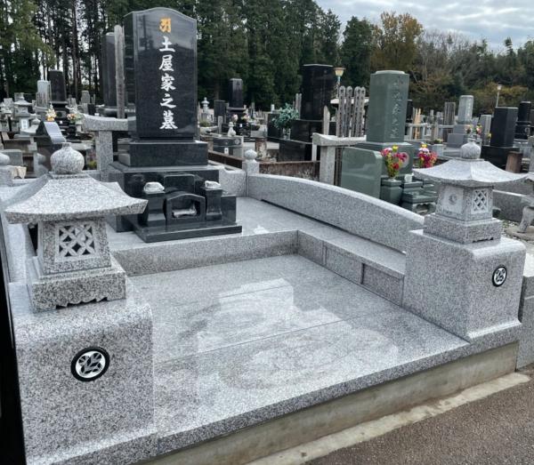 成田市の墓石
